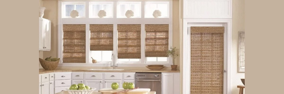Woven Wood Blinds