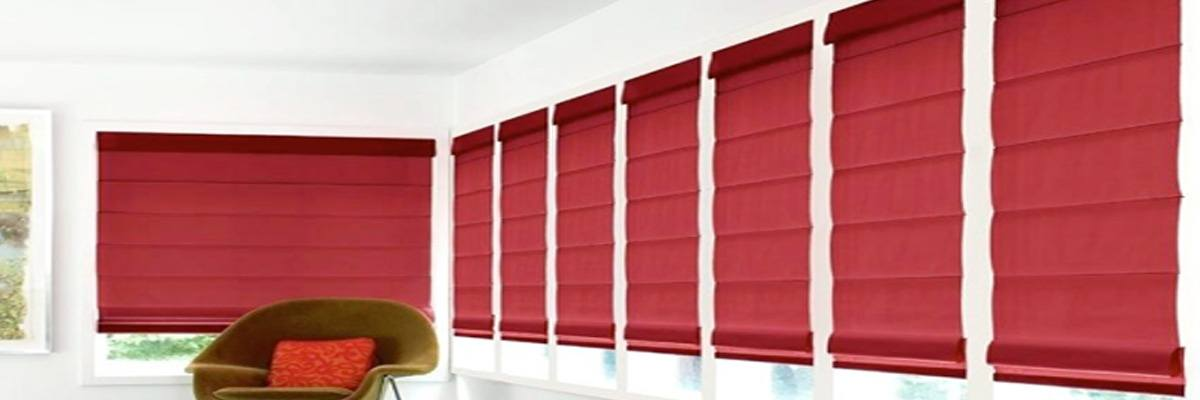 Colored Blinds and Shades