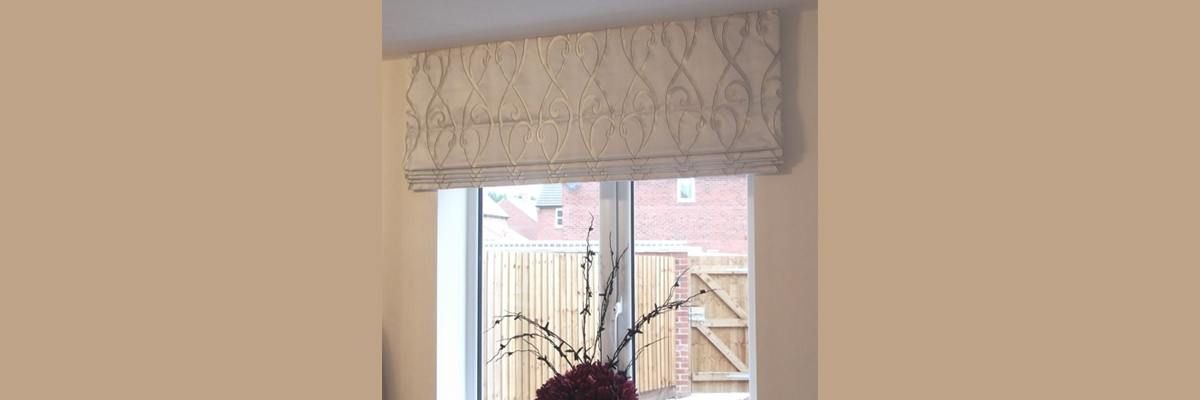 Roman Shades for Recessed Windows