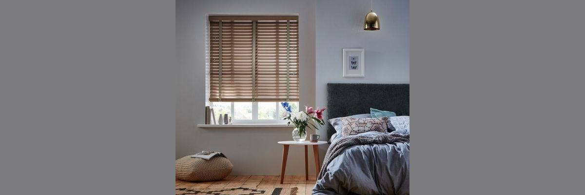 Venetian Blinds for Recessed Windows