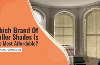 Which Brand Of Roller Shades Is The Most Affordable