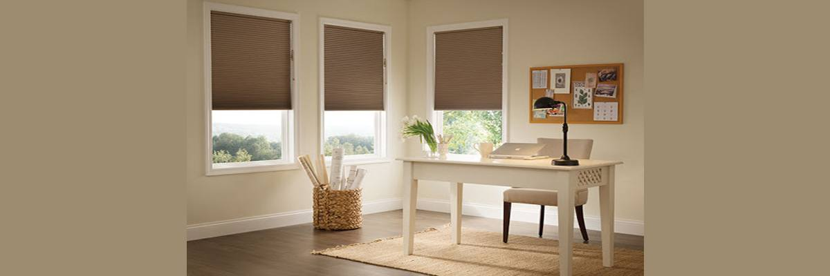 Smart Blinds for Home Office
