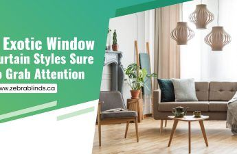 5 Exotic Window Curtain Styles Sure To Grab Attention