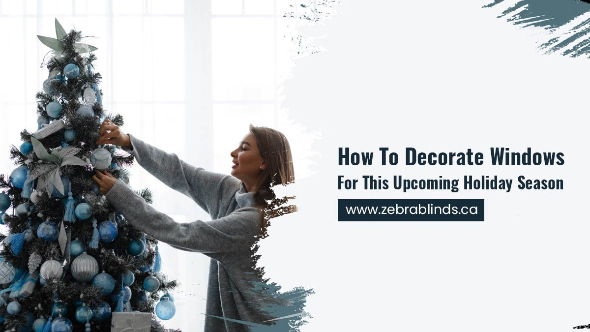 How To Decorate Windows For This Upcoming Holiday Season