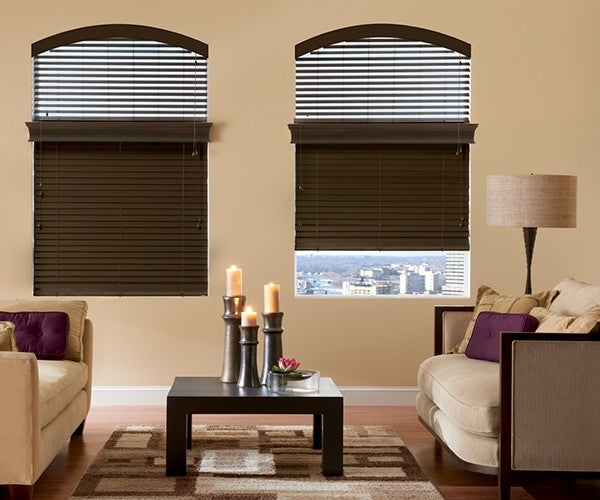 2 inch Traditions Graber Specialty Wood Blinds