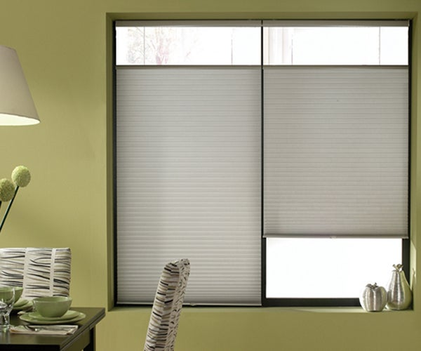 Crown TDBU Cordless LF Cellular Shades
