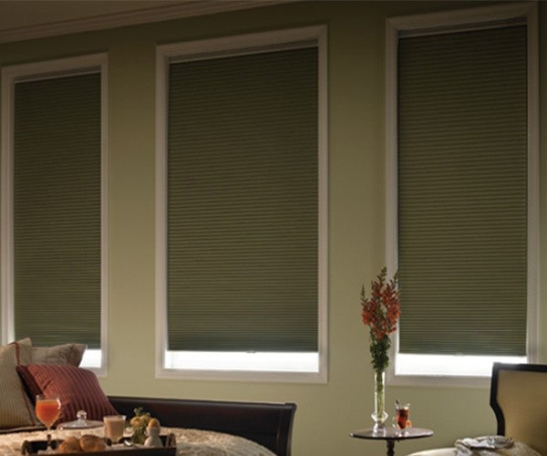 Crown Ultimate Blackout Cellular Shades