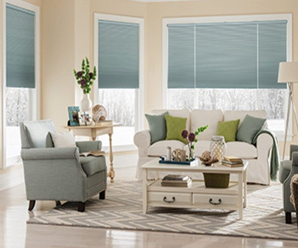 CrystalPleat Graber Blackout Cellular Shades
