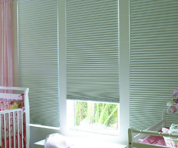 Portrait™ Norman Blackout Honeycomb Shades