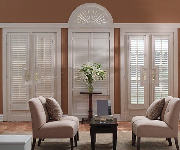 Traditions Wood Shutters Graber - Zebrablinds.ca
