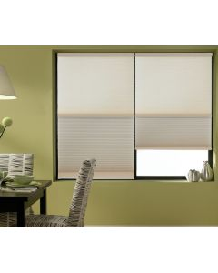 Day Night Cordless Cellular Shades Crown - zebrablinds.ca